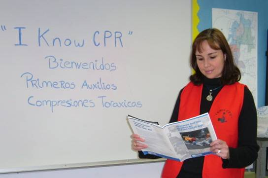 Spanish-speaking Instructor