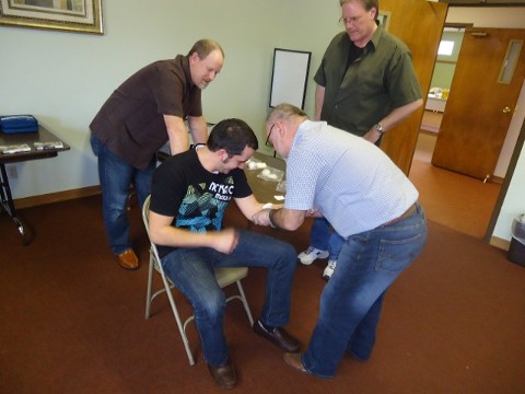 CPR, First Aid Instruction in Marysville, WA